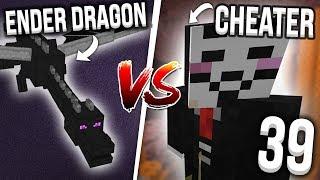 ENDER DRAGON VS CHEATER ! - Episode 39 | Admin Series - Paladium