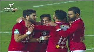 أهداف مباراة الأهلي 2 - 1 مصر  المقاصة | الجولة الـ 19 الدوري المصري 2017-2018