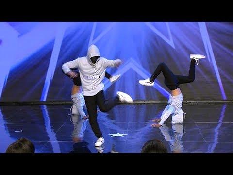 B Crew group dancer Audition | Myanmar's Got Talent 2017 Season 4 ျမန္မာ