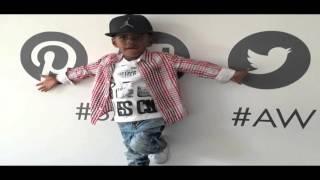 Dj Arch junior on SABC Kids News