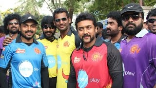 Disappointing moments during Nadigar Sangam Cricket | Surya, Vishal, Rajini, Kamal | Natchathira