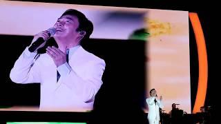 费玉清 20171104 新加坡演唱会 水中煙 最爱的人 感情放一边