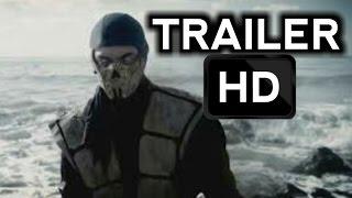 Mortal Kombat Fan Made Trailer #1 (2016) Brian Tee, Michael Jai White Action Movie [HD]