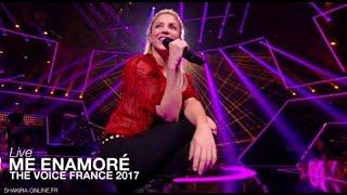Shakira ~ Me Enamoré [Vivo The Voice France 2017] HD