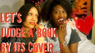 Let's Judge A Book By Its Cover!