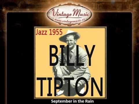 Billy Tipton  - September in the Rain