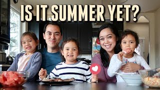 You know it's almost Summer when... - itsjudyslife