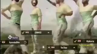 بوبجي pubg رقص عراقي