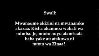 442- Anataka Kumuoa Mwanamke Mwenye Ujauzito Wake, Mtoto Atakuwa Wake? - ´Allaamah Muqbil