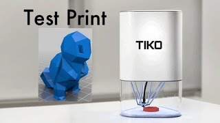 The TIKO Desktop 3D Printer: Unboxing & Review
