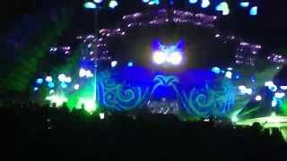Awell - In My Mind (Ivan Gough) at Electric Daisy Carnival México 2014