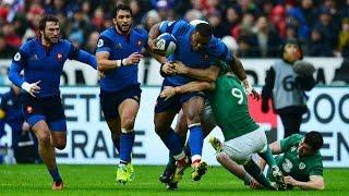 France v Ireland highlights   RBS Six Nations