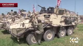 خلافات بين وحدات الحماية الكردية وروسيا بشأن التدخل التركي في عفرين