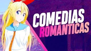 10 animes de COMEDIA ROMÁNTICA que tienes que ver