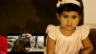 Jungle Book Song 2016 In Hindi - Kid's reaction
