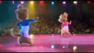 رقص سناجب على اغنية وكا وكا  sss