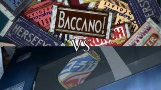 What's in an OP? - Baccano! vs. Durarara!!