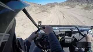 GoPro UTV Action Johnson Valley CA