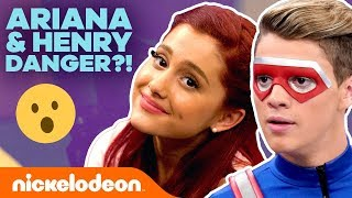 Ariana Grande & Henry Danger Connection?! ???? Nick Conspiracy Theories REVEALED! ???? | #NickStarsIRL