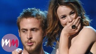 Top 10 Most Memorable  MTV Movie Award Moments