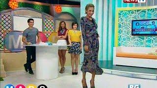 Momergency: Pak na pak na fashion tips from Mars Maria Sofia Love