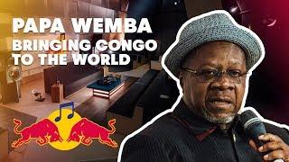 Papa Wemba (RBMA Paris 2015 Lecture)