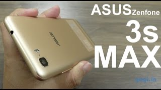 Asus Zenfone 3s Max unboxing and first impression