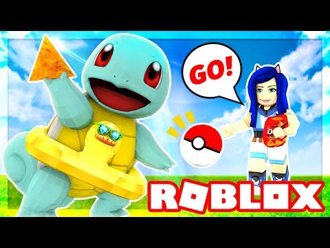 BECOMING A POKEMON TRAINER IN ROBLOX