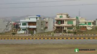 10 MARLA RESIDENTIAL PLOT  IS AVAILABLE FOR SALE IN B-17 MULTI GARDENS MPCHS ISLAMABAD