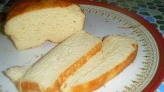 Homemade white bread recipe in Tamil.