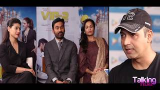 Looking Forward To 'Tiger Zinda Hai': Dhanush | Salman Khan | VIP2