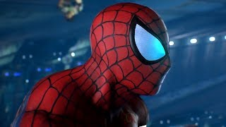 Marvel vs. Capcom Infinite All Cutscenes Movie / The Avengers Movie CLIPS HD 1080p