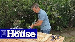 How to Make a Lily Pond - This Old House