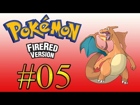 Let s Play Pokémon FireRed Parte 5