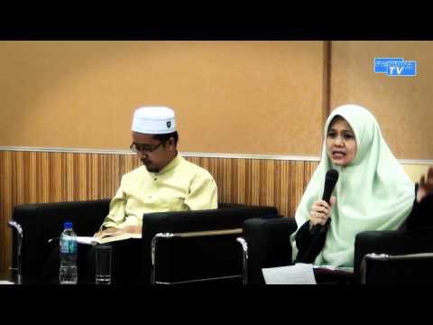 CAFE CINTA Fatimah Syarha Cara Seorang Muslimah Mengenali Bakal Suami