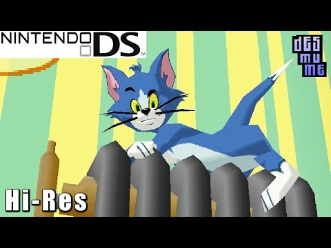 Xxx Mp4 Tom And Jerry Tales Nintendo DS Gameplay High Resolution DeSmuME 3gp Sex
