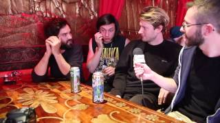 Dinosaur Pile-Up Interview