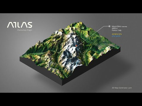 Xxx Mp4 From Google Maps To 3D Map In Photoshop 3D Map Generator Atlas 3gp Sex