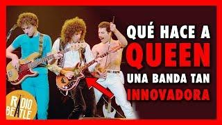¿Qué hace a QUEEN una Banda tan INNOVADORA? | Radio-Beatle