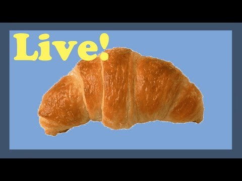 Live do Croissant de Chocolate com Matheus