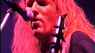 Rage - live Ludwigshafen 1995 Christmas Metal Meeting - Underground Live TV Recording