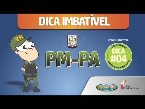 DICA IMBATÍVEL 04 Direito Penal Militar Concurso PM PA PMPA Walney Oliveira
