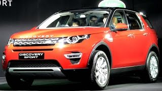 Land Rover Discovery Sport | Specifications & Review