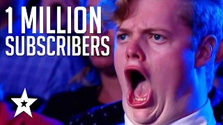 1 MILLION SUBSCRIBERS! Thank You From Got Talent Global