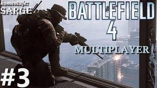 Battlefield 4 (Multiplayer #3) - Zapora na Mekongu (Podbój)
