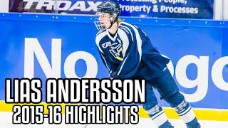 Lias Andersson | 2015-16 Highlights | HV71 J20