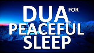 Listen to This Dua before you go to Bed Each Night ᴴᴰ | Can
