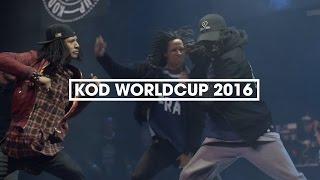 KOD World Cup 2016 Recap // .stance