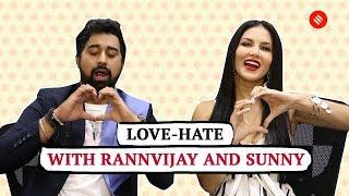 Splitsvilla 11 | Sunny Leone gets Hit On By A Female Contestant | MTV Splitsvilla | Rannvijay Singha