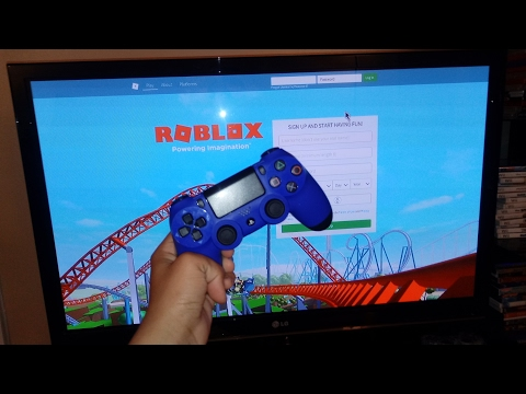 Xxx Mp4 How To Play Download Roblox On PS4 Tutorial 3gp Sex